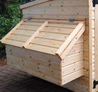 Extra Side Nestbox<p><p><p>