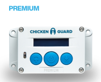 Chicken Guard - Automatic Door openers- integrated light sensor and timer