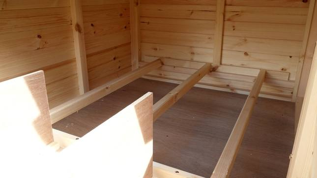 3- Flatop Inside