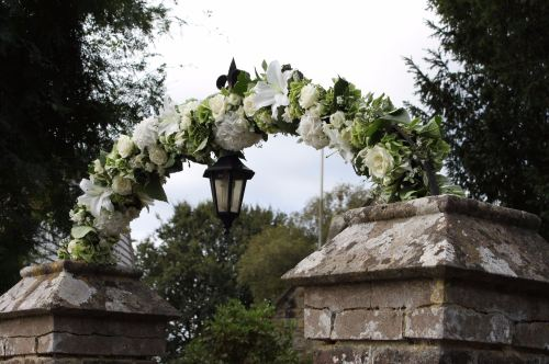 floral arch wivelsfield