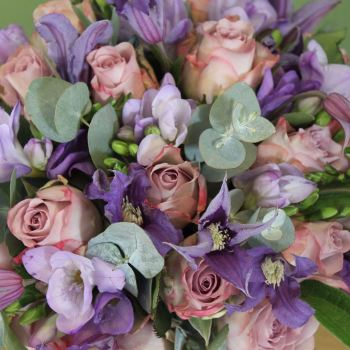 Lilac Sky Bouquet. Price from