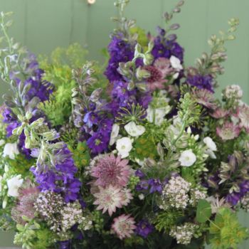 Cottage Garden Purples Bouquet. Price from