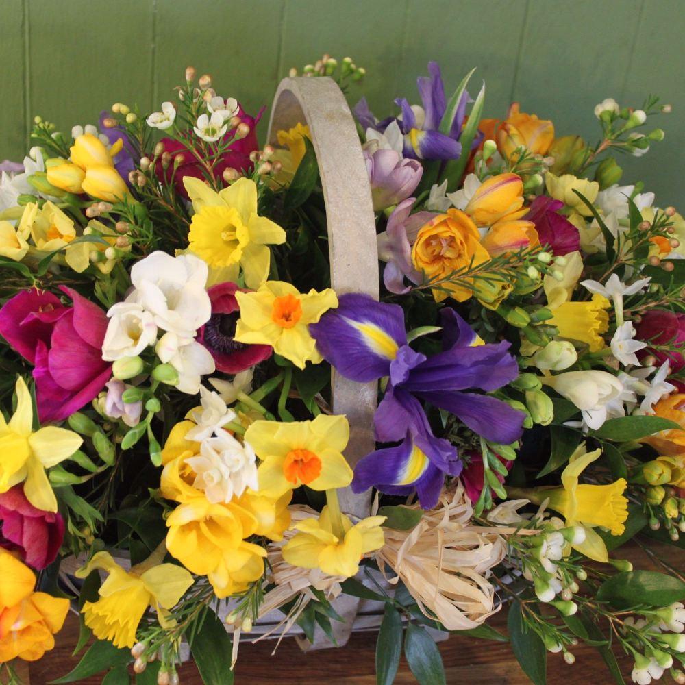 Spring Harvest Basket