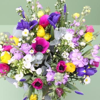 Spring Harvest Bouquet