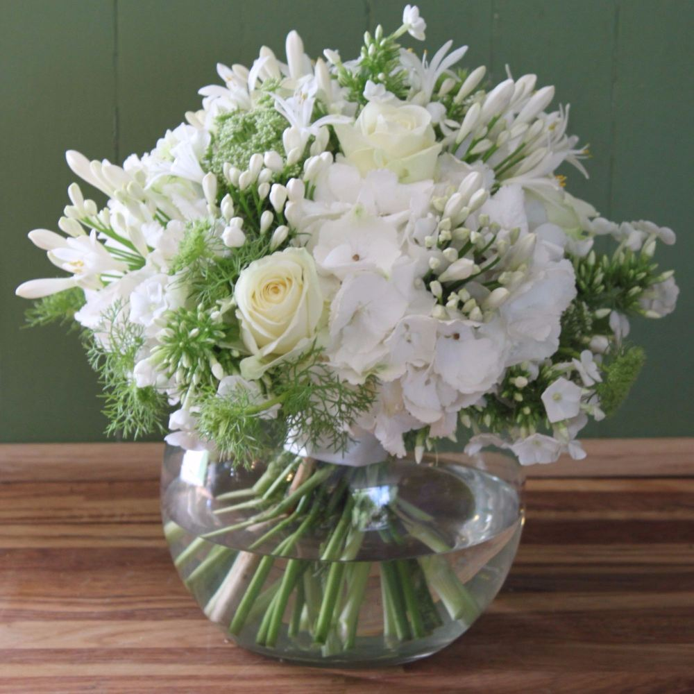 Flowercraft Lindfield S Fleur Blanche Bowl From 45