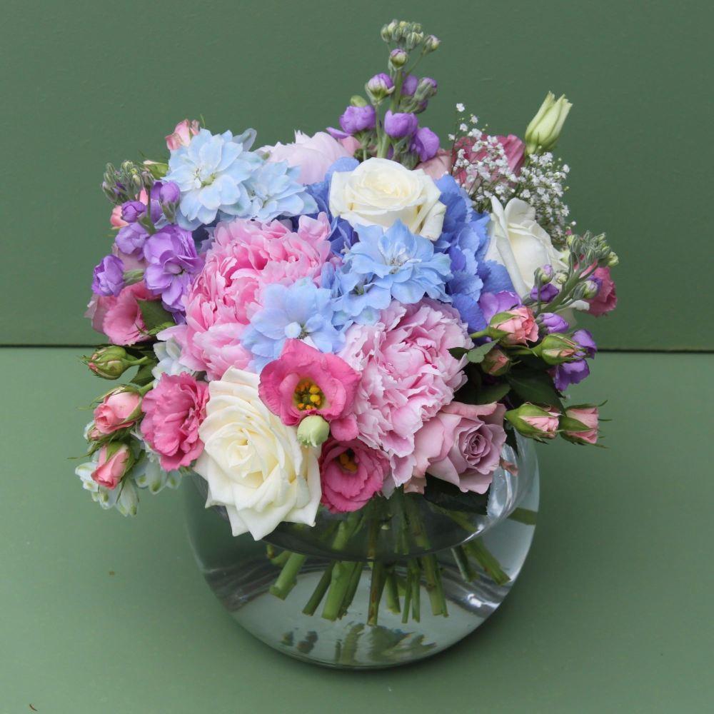 Pastel Summer Vase