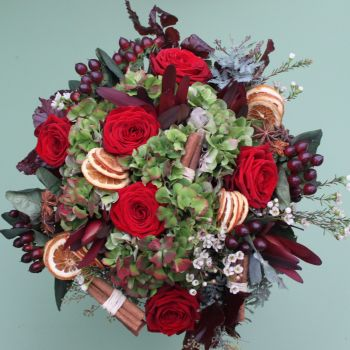 Mulled Wine Bouquet
