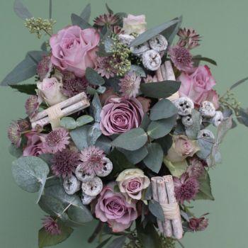 Vintage Christmas Bouquet