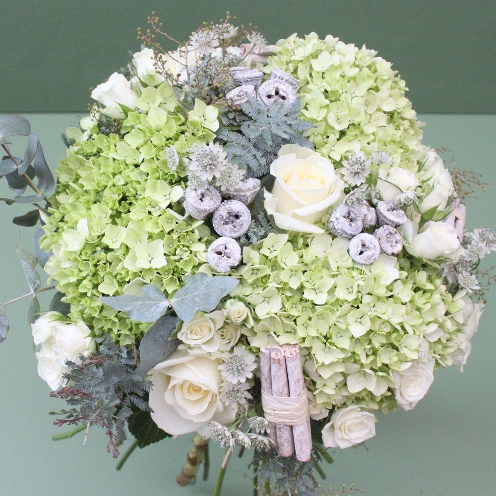 Winter Greens Bouquet
