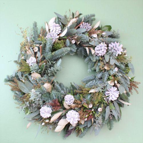Birch Grove Wreath