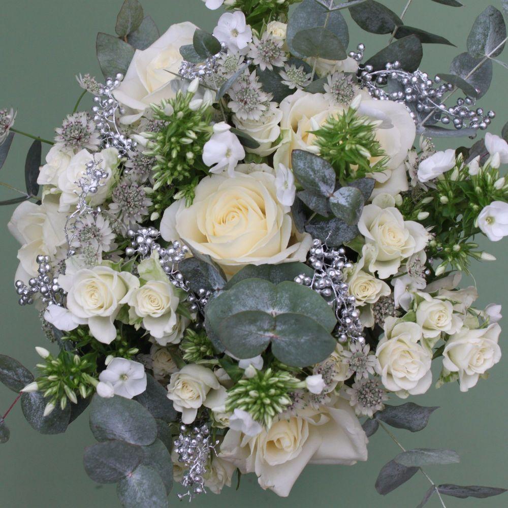 Silver Mist Bouquet