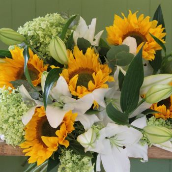 A Sunshine Bouquet. Price from