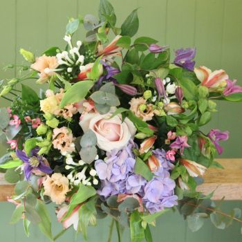 Fortnight of Seasonal Bouquets