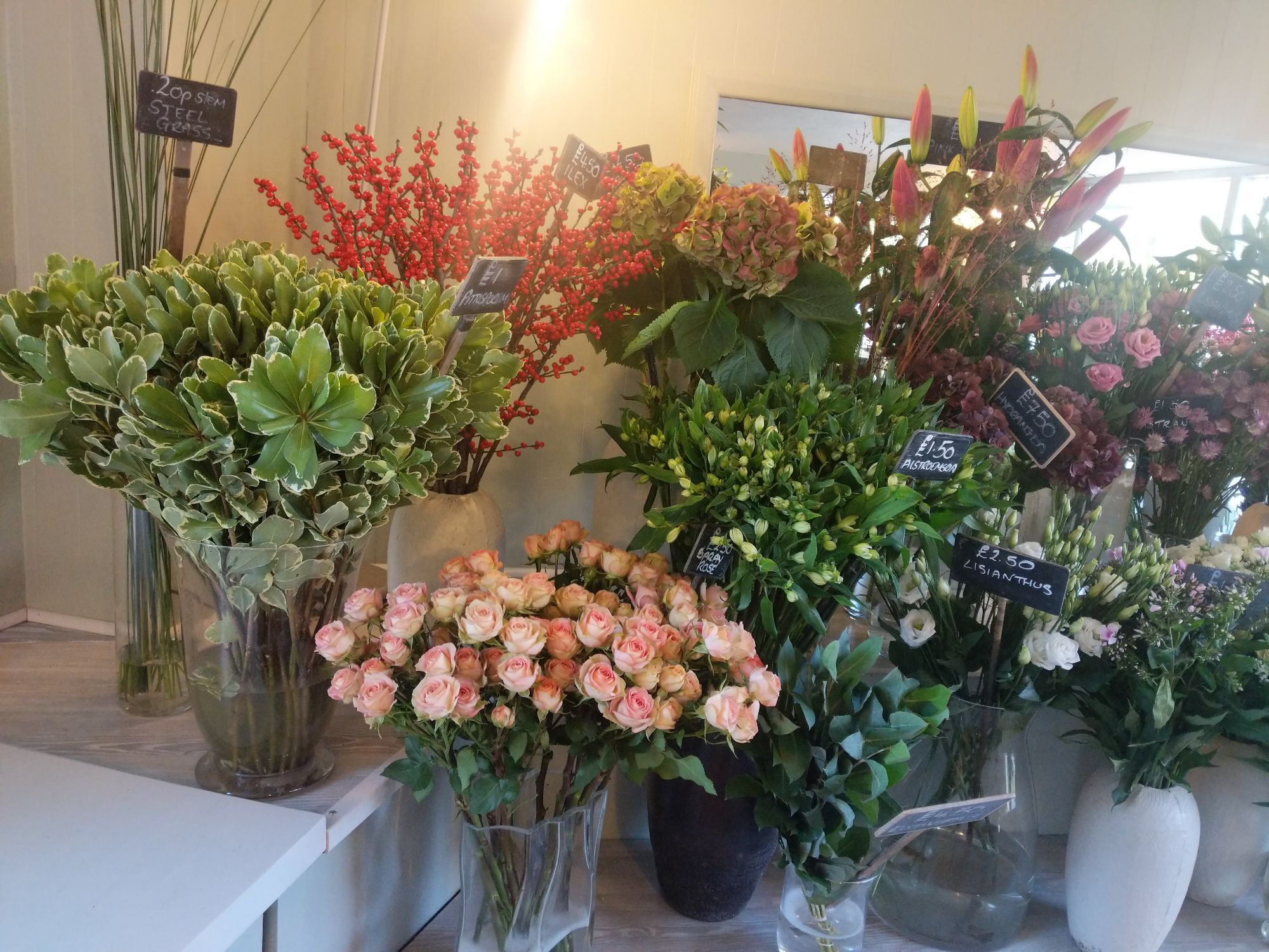 florist in Burgess Hill
