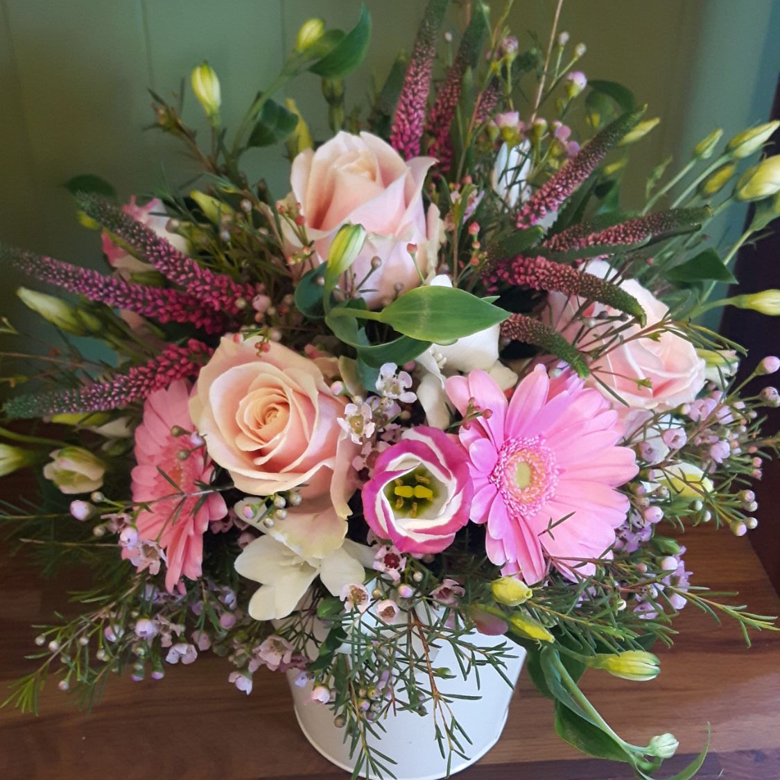 Mothers day  flower arrangement