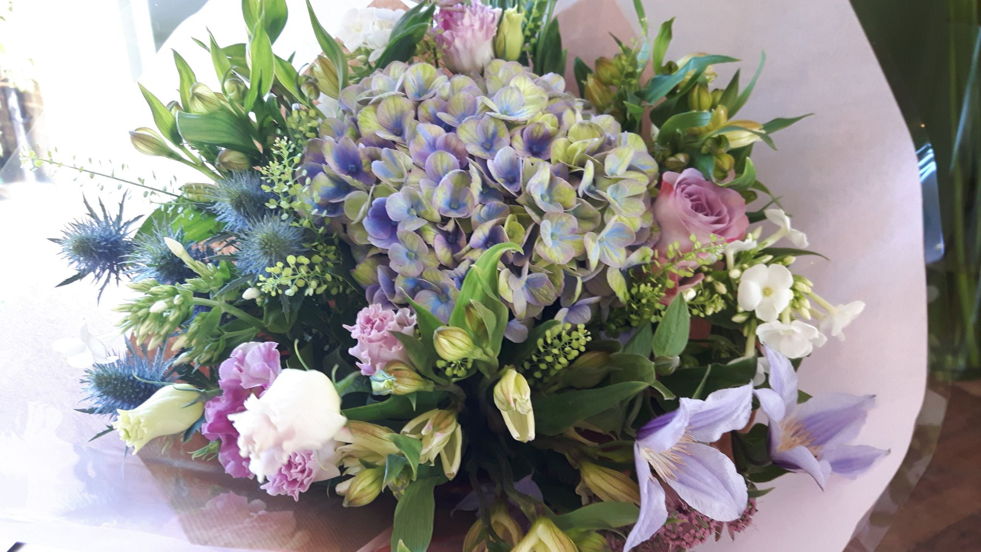 bouquet Barcombe