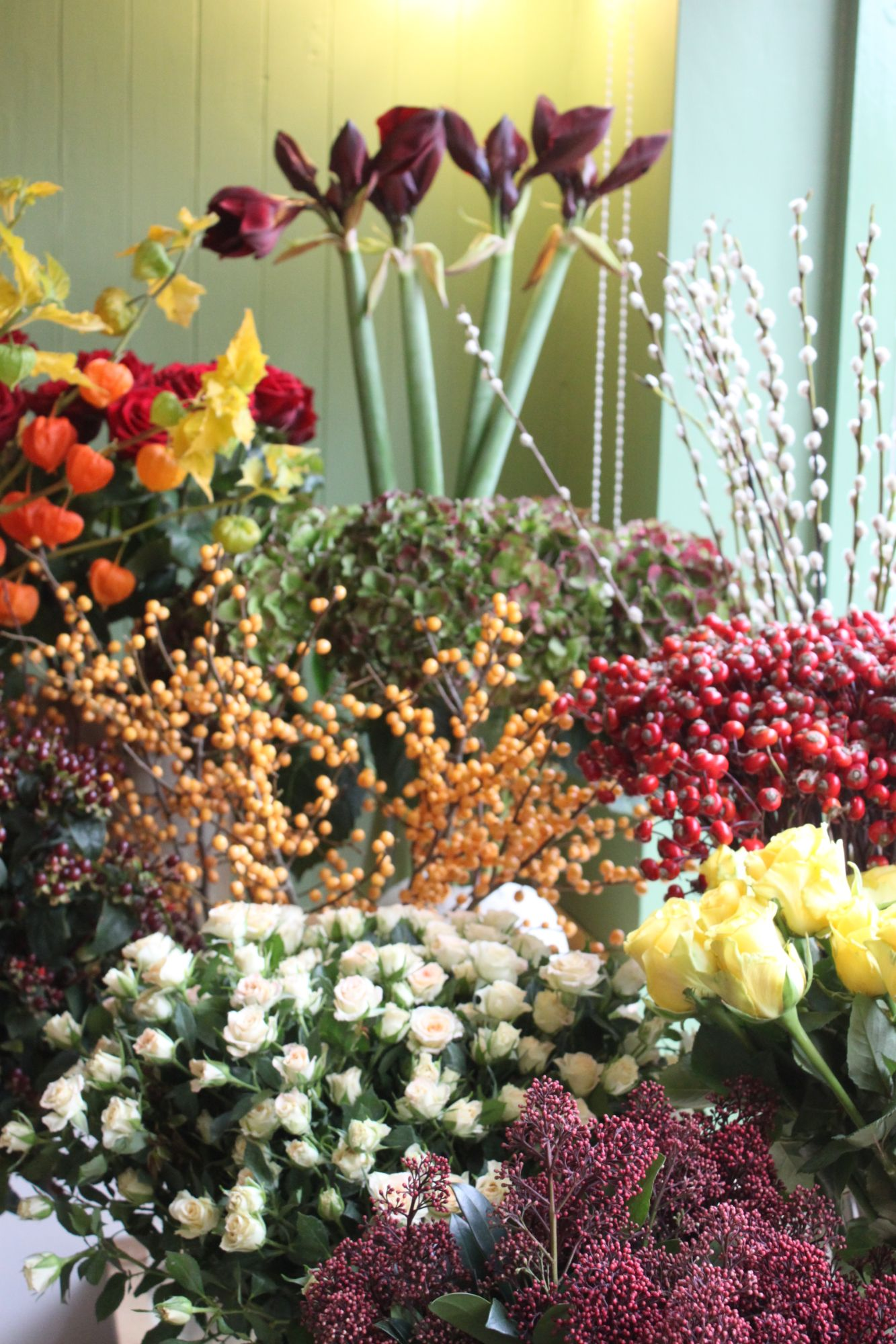 florist in turners hill