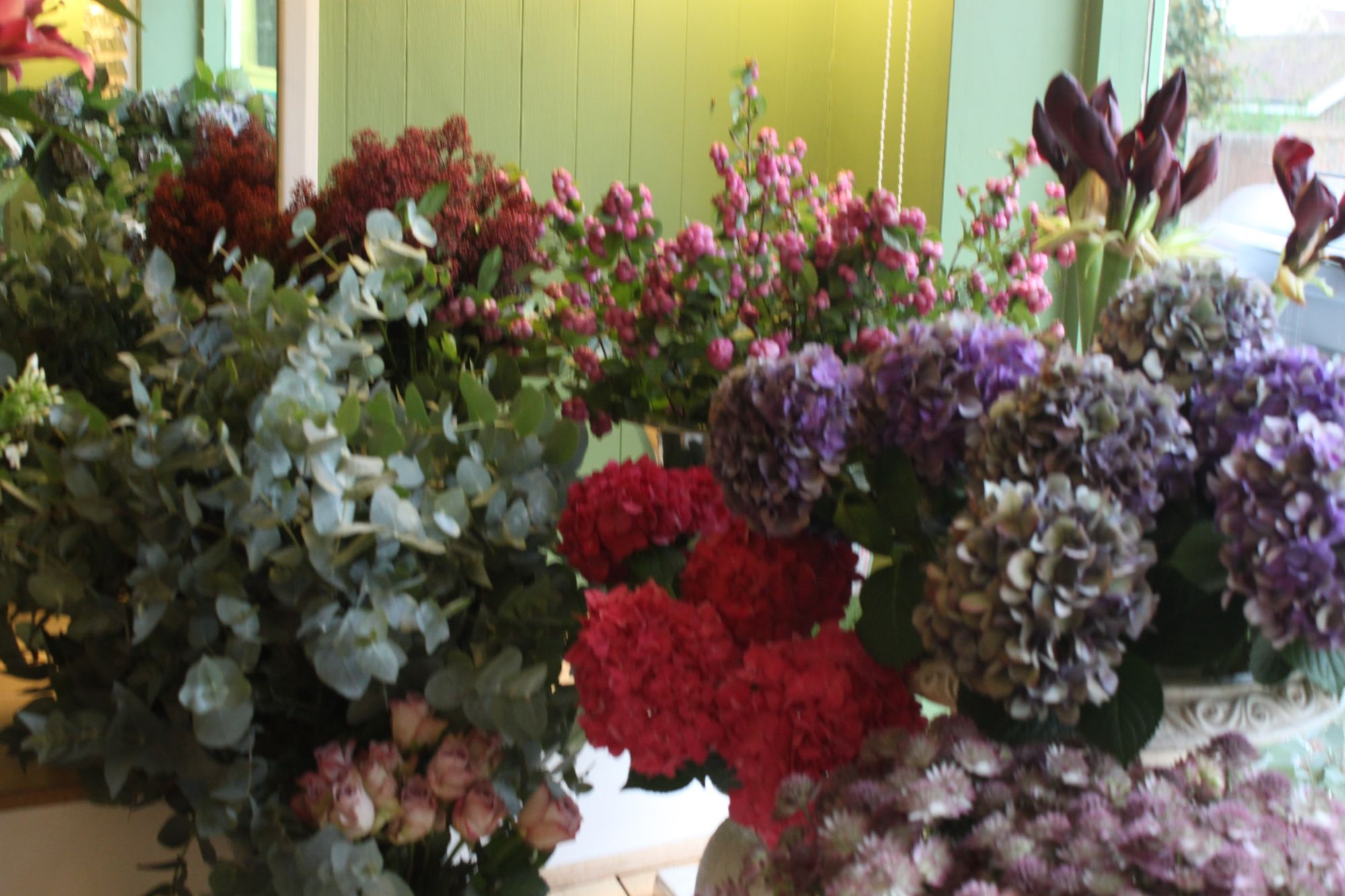 florist in Wych Cross