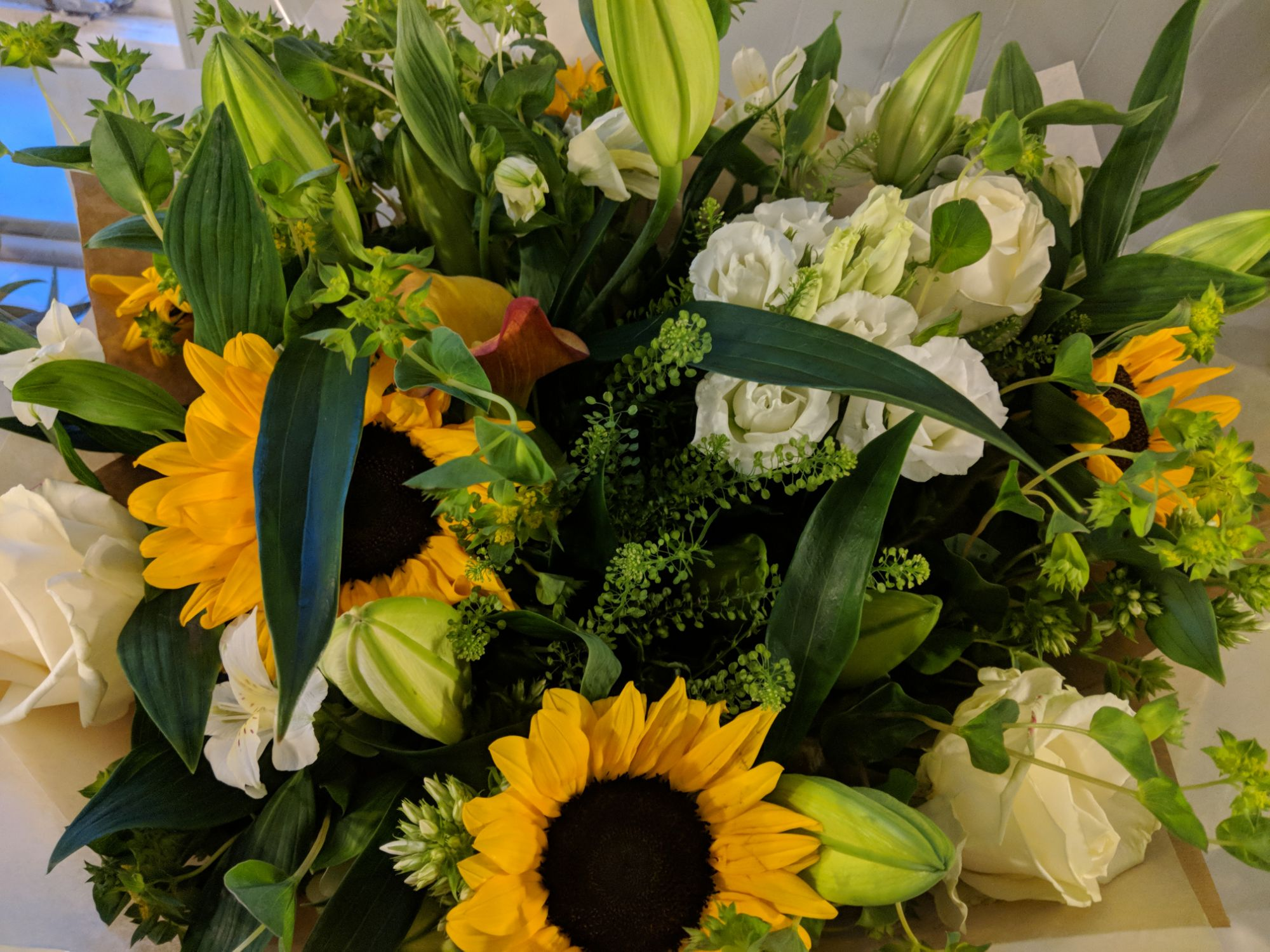 click and collect bouquet