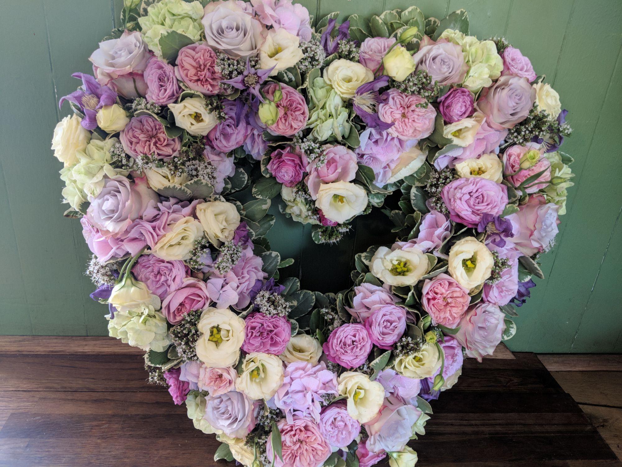 Funeral flowers haywards heath