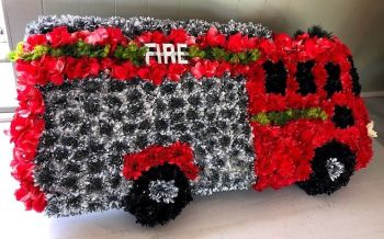 2d Fire Engine