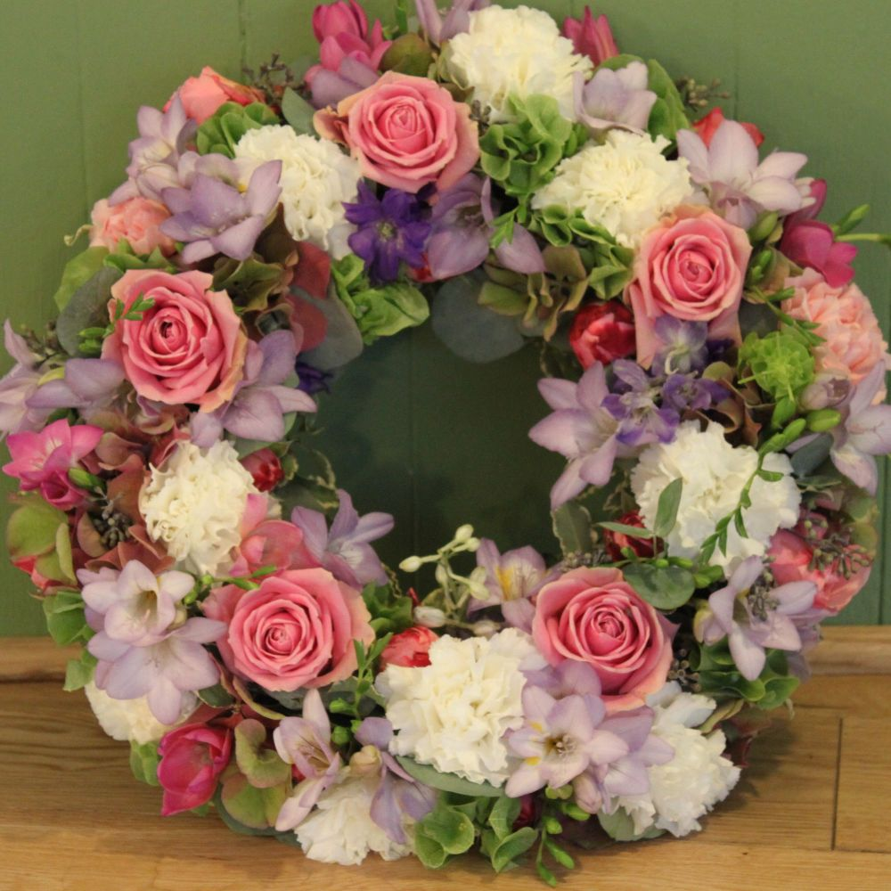 Country Meadow Wreath