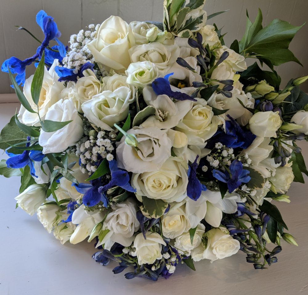 4.  Hand-Tied Posies