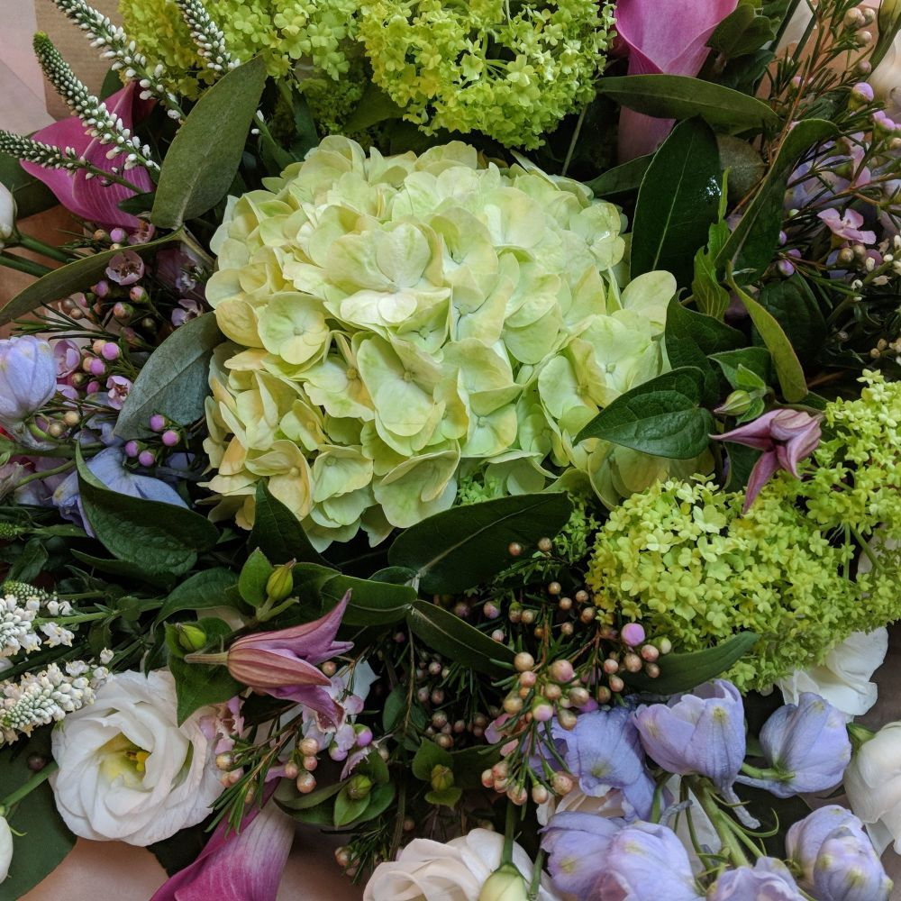 A Summer Country Garden Bouquet. Price from