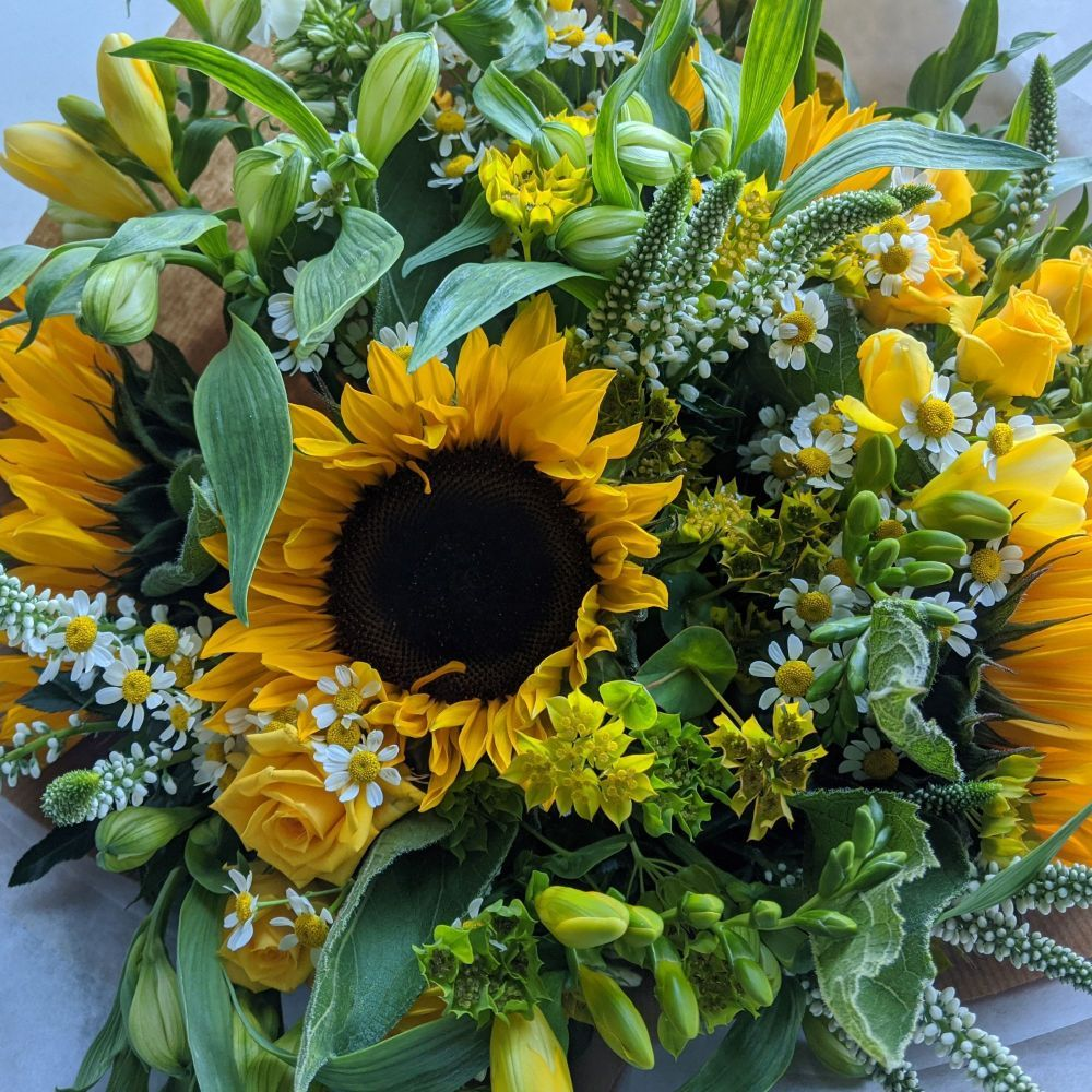 Cheerfulness Bouquet. Price from