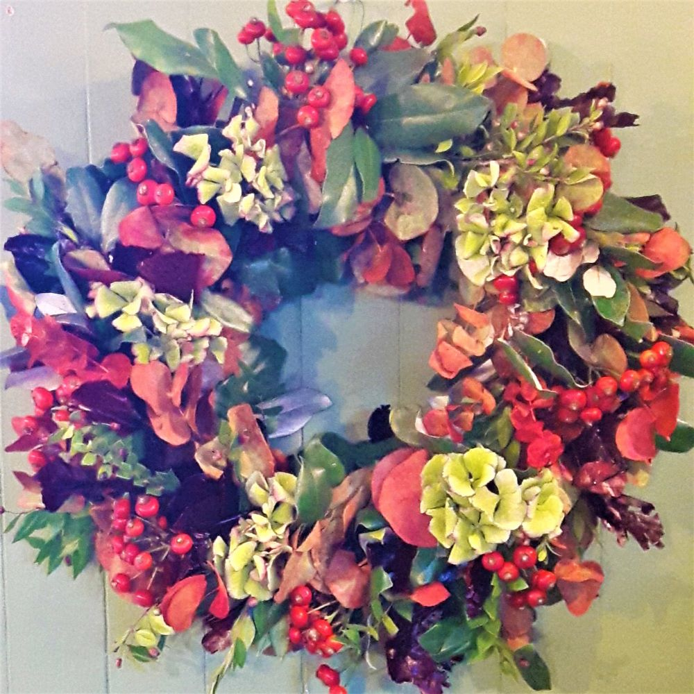 Autumn Wreath. Price from