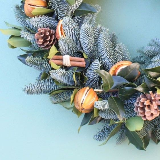 Classic Fruit Christmas Garland