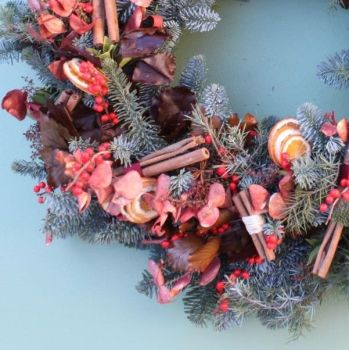 Mulled Wine Garland