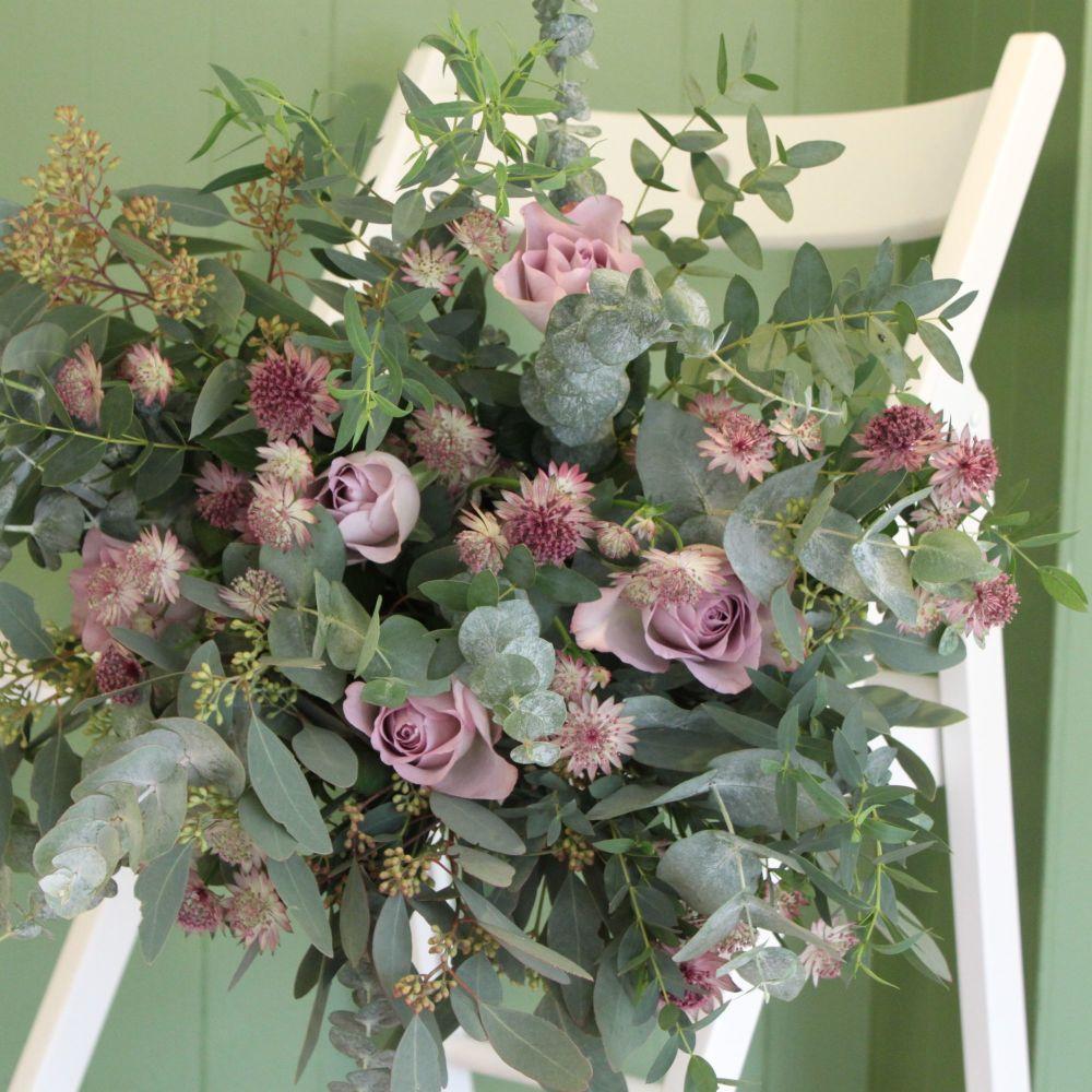 Vintage Eucalyptus Bouquet