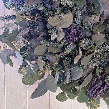 Lavender & Eucalyptus Garland