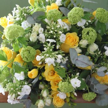 Lemon & Lime Bouquet. Price from