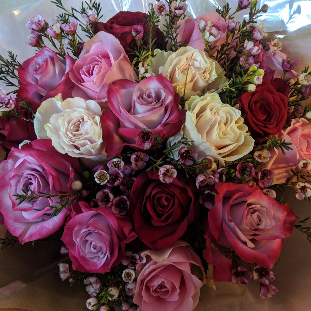 Amore Valentine's Bouquet. Price from