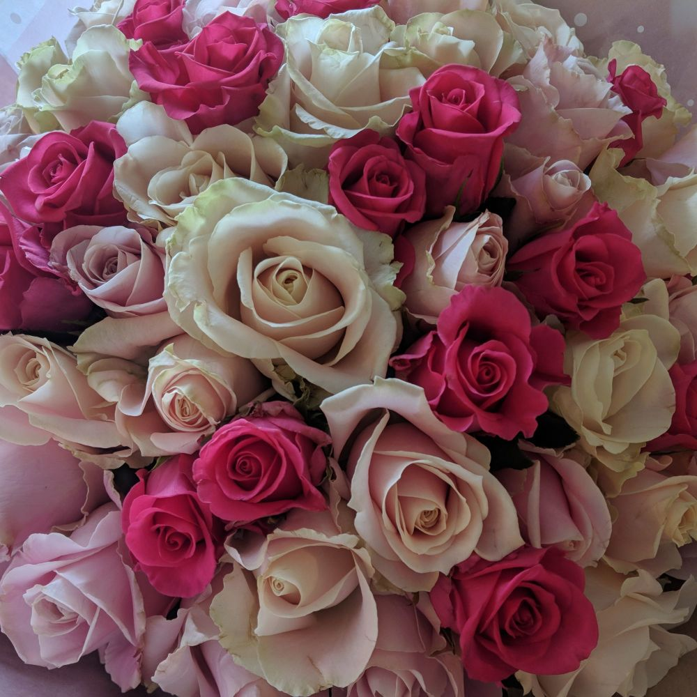 Affection Valentine's Bouquet. Price from