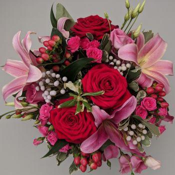 Admirer Valentine's Bouquet. Price from