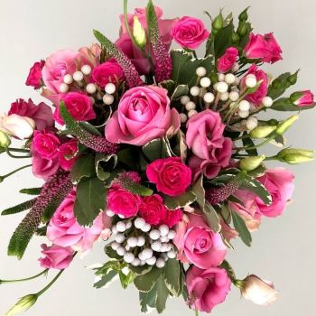 Pink Passion Bouquet. Price from