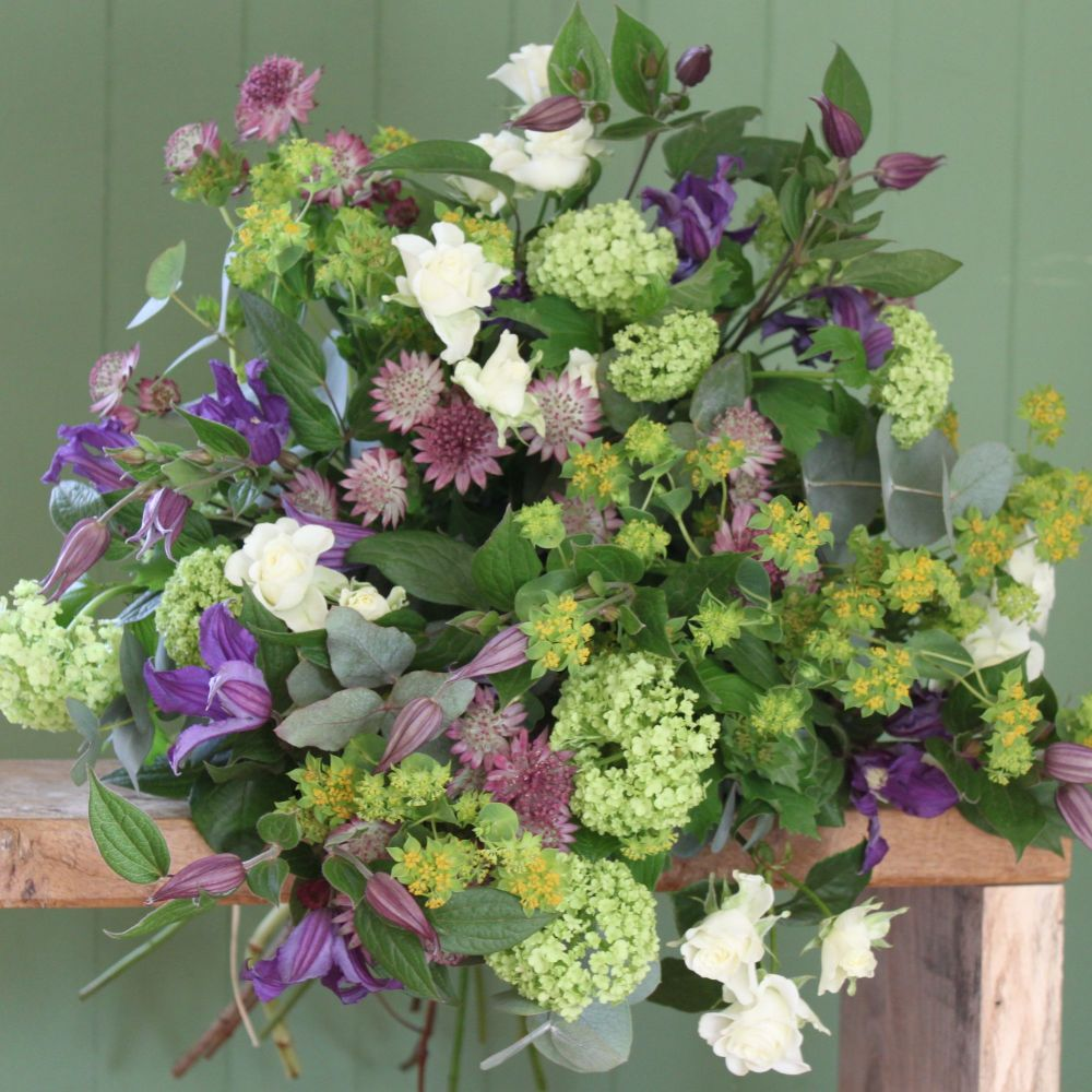 Spring Woodland Bouquet. Price from