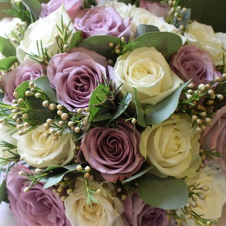 Vintage Hand-tied Posy. Price from