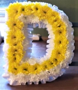 D A D - White & Yellow