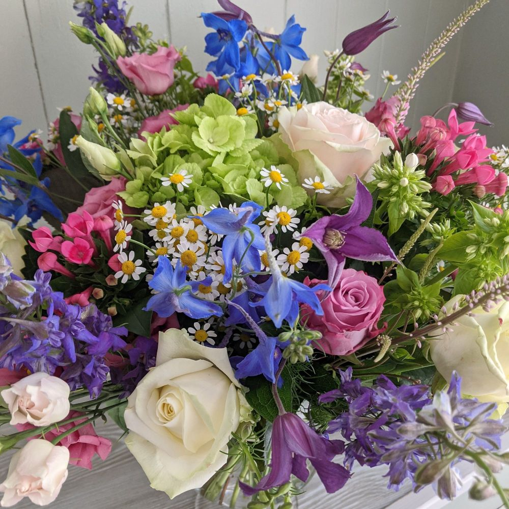 A Summer Harvest Bouquet. Price from