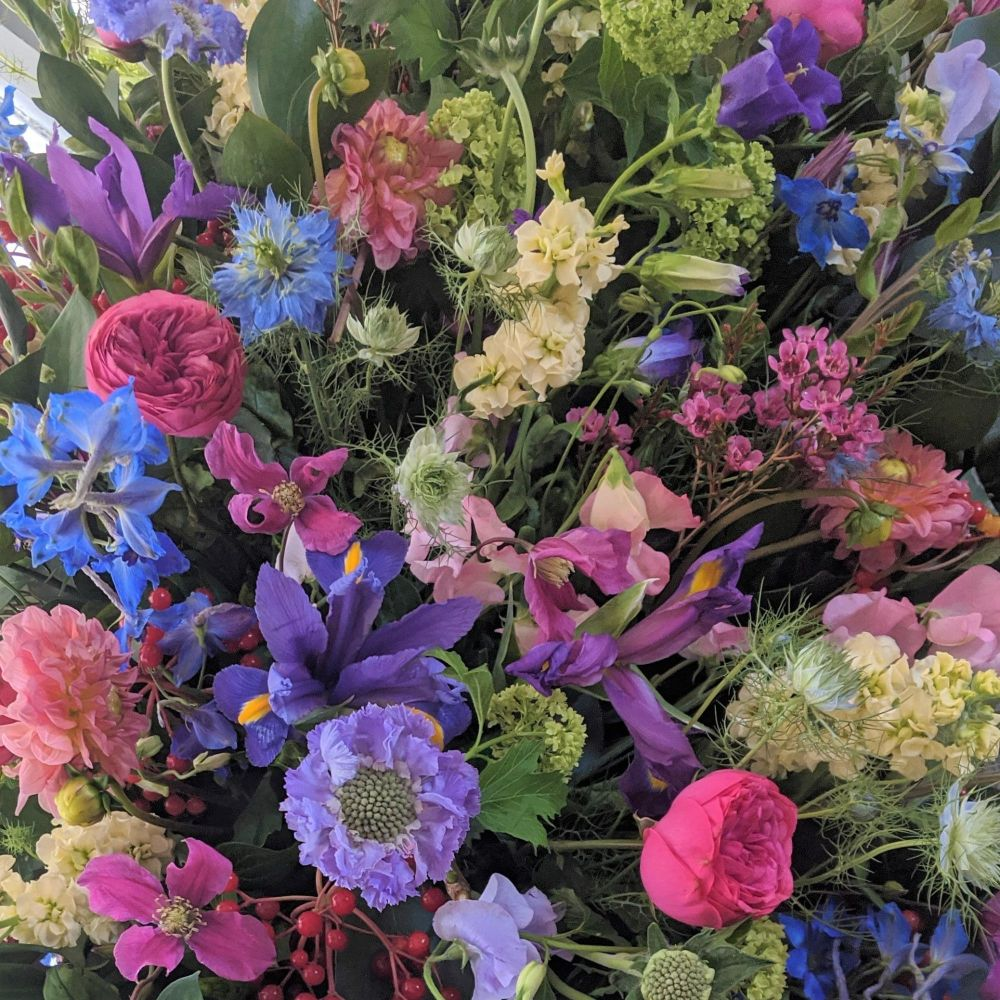 A Wild Summer Bouquet. Price from