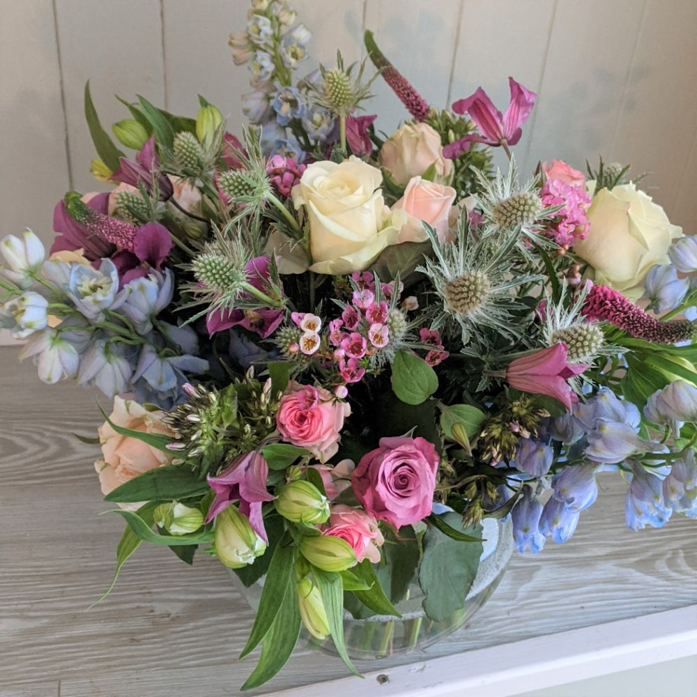 4. Vase Arrangements