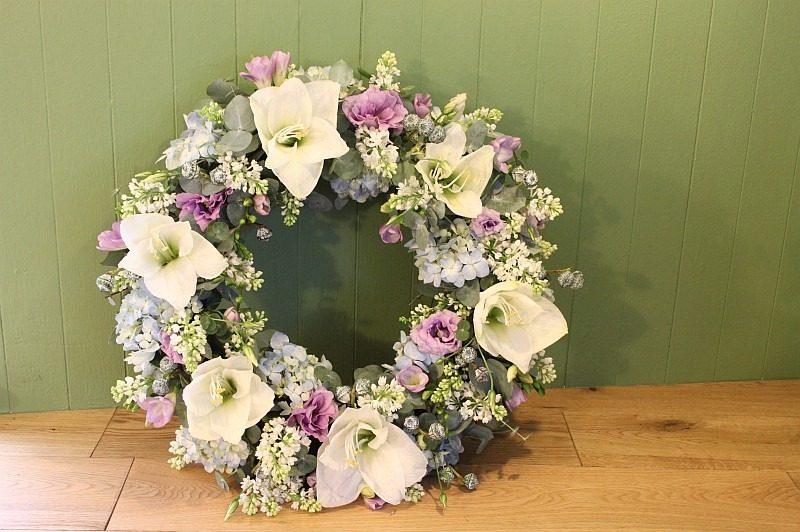c1 lilac wreath