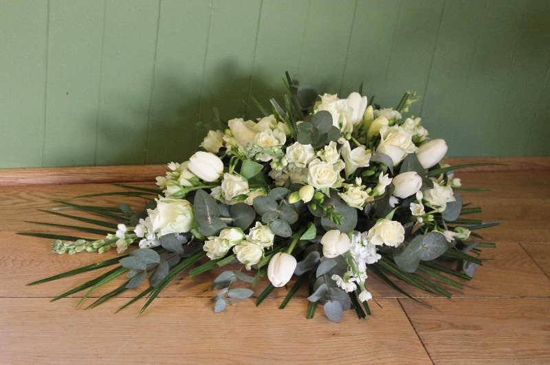 Sussex Florist Delivering Beautiful Bespoke Funeral Sprays