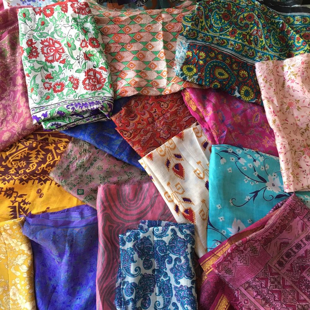 Used Saris