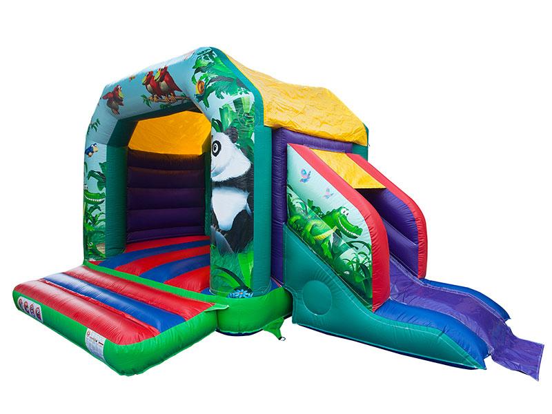 Jungle Slide - Side