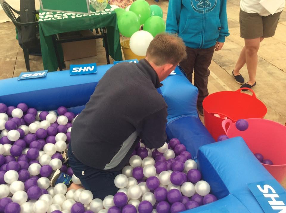 Nhs ball pit